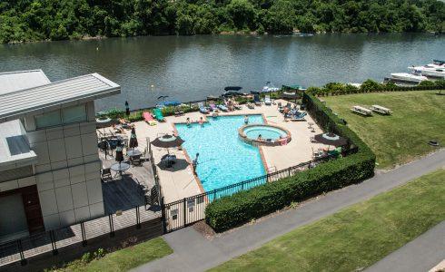 Pool at Rocketts Landing