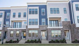 Rocketts Landing Townhome exterior