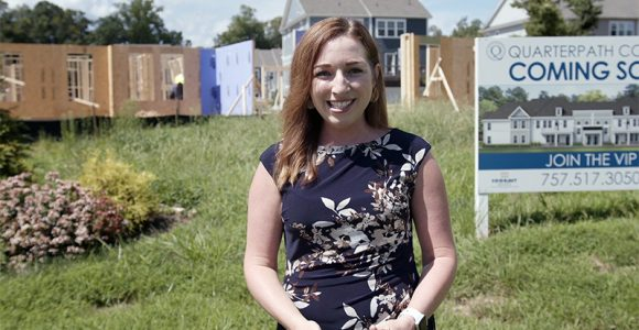 Maria at Quarterpath Condos construction